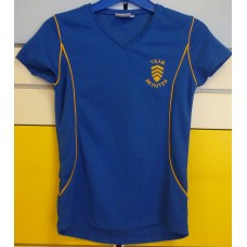 LADIES Brynteg Games Top