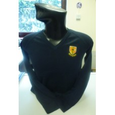 V-neck Jumper - Brynteg